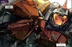 Transformers Omega Supreme.