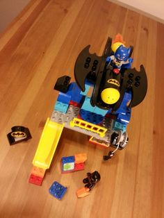 Welcome to Toy Buddies! Today we'll be unboxing the Lego Duplo Batcave  Adventure Kit!