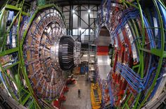 """Physicists tune Large Hadron Collider to find """"sweet spot"""" in high-energy proton smasher Particle Collider, Super Collider, Elementary Particle, Particle Accelerator, Large Hadron Collider, Higgs Boson, String Theory, Big Bang, Space Time"""
