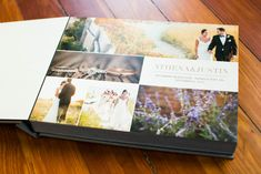 Boston flush mount wedding album designer Zev Fisher creates custom artistic high end wedding books and prints in traditional matted and contemporary Wedding Photo Album Book, Wedding Album Layout, Wedding Album Design, Wedding Book, Wedding Albums, Wedding Ceremony, Wedding Portraits, Wedding Photos, Flyer
