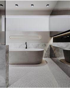 Beautiful Minimal yet Modern Design Next Bathroom, Bathroom Spa, Bathroom Toilets, Laundry In Bathroom, Bathroom Interior, Home Interior, Interior Architecture, Washroom, Toilet Design