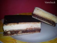 Moje Knoppers Cheesecake, Sweets, Recipes, Food, Gummi Candy, Cheesecakes, Candy, Recipies, Essen
