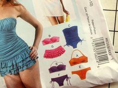Pink Mackaroon: DIY: Retro Swimsuit