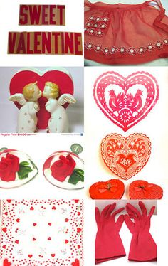 Vintage Epsteam Valentines by Lisa Cook on Etsy--Pinned with TreasuryPin.com