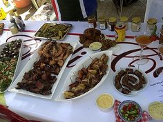 Image result for south african braai dishes