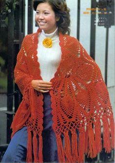 crochet beauty shawls | make handmade, crochet, craft
