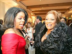 Celebrity Guests at Oprah's Legends Ball - Oprah.com