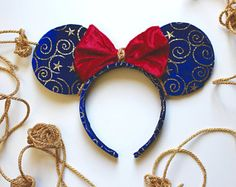 Wizard Mickey ears, fantasmic Minnie Mouse Ears, Fantasia mickey minnie mouse ears, disney fantasia ispired mouse ears, disney w