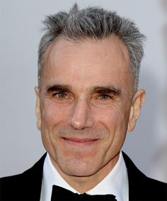 Daniel Day Lewis Hairstyle - Casual Short Straight Hairstyle