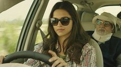Piku is all about Deepika Padukone and her father Amitabh