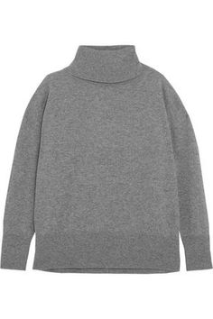 IRIS AND INK Grace cashmere turtleneck sweater
