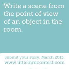 The Little Bird Writing Contest - submit your short story!