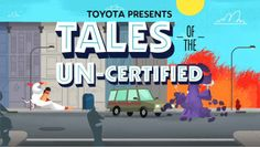 Toyota Tales of the Uncertified - Good vs Evil on Vimeo