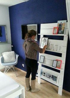 DIY: Maak je eigen tijdschriften rek. | http://anoukdekker.nl/diy-maak-je-eigen-tijdschriften-rek/