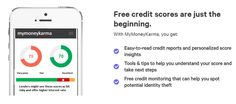 Check your Credit score online in seconds, Before you apply for loan or credit card ✔High score - Easy loan approval ✔Free credit score reports ! check now  https://www.mymoneykarma.com/credit-score.html