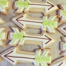 arrow cookie - Google Search