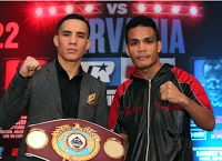 Filipino boxer Genesis Servania will get his first fight at a world title when he faces unbeaten WBO featherweight champion Oscar Valdez. Filipino, Champs, Boxer, Face, The Face, Boxer Pants, Faces, Facial