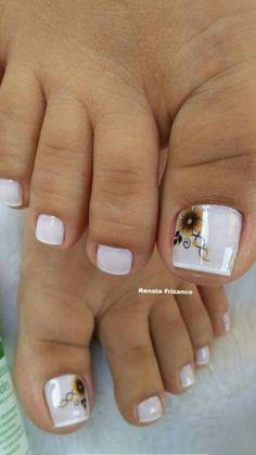 Mani Pedi, Art Tutorials, Hair And Nails, Lily, Nail Art, Manicures, Beauty, Toe Nail Designs, Nail Jewels
