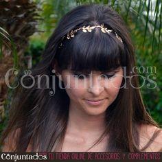 Gran surtido de diademas de inspiración griega en sección web de accesorios para tu pelo ★ desde 7'95 € en https://www.conjuntados.com/es/para-tu-pelo/diademas.html ★ #novedades #paratupelo #foryourhair #diademas #tiaras #greekheadband #conjuntados #conjuntada #complementos #moda #eventos #bodas #invitadaperfecta #fashion #fashionadicct #picoftheday #outfit #estilo #style #GustosParaTodas #ParaTodosLosGustos