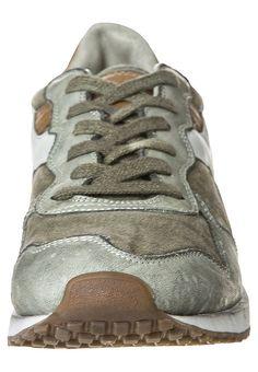 Diadora Heritage - TRIDENT - Sneaker - green thyme