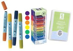 pick the right ink for stamping