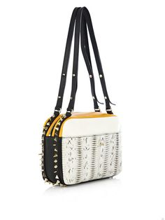 Holy Hell. It's a killer purse. #loveit #CHRISTIANLOUBOUTIN Roxanne bag #roxanne #wantthis
