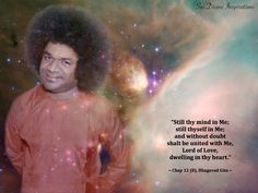 SAI DIVINE INSPIRATIONS: Lord of Love