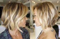 Short Shaggy Wavy Hair