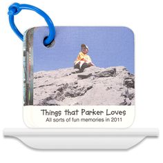 personalized photo flash cards