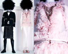 PUNK { From Chaos To Couture }   The Glamourai