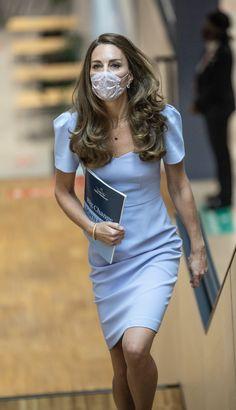 Estilo Kate Middleton, Kate Middleton Style, Pippa Middleton, Royal Fashion, Blue Fashion, Duke And Duchess, Duchess Of Cambridge, Ascot Dresses, Princesse Kate Middleton
