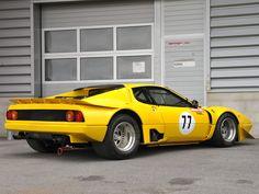 1977 | Ferrari 365 GT4 Berlinetta Boxer Competizione (#32541) by Pininfarina | Source