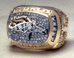 SUPER BOWL XXXII Denver Broncos 31 - 24 Green Bay Packers 25 de enero de 1998 MVP: Terrell Davis / NFL