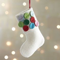 20 Felt Christmas Ornaments for a Festive Tree                                                                                                                                                                                 More