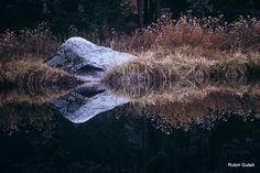 Mirror Lake, Yosemite ~1980