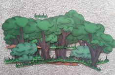 #setdesign #forest #behindthescenes #trees #artatx #followme #like #love #texas #austin #creative #miscreationnation #landoflegricious #digitalart #digitaldesign #usa #space #science #creatures #animateme #wacom #happy #handmade #smile #alwayshappy #naturelover #fake #cutout #etsy