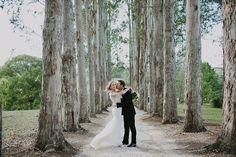 Real Wedding: Georgia   David