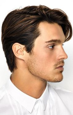 Mid lenght • Men haircut