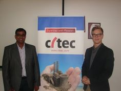 Energy Ambassador 'Pentti Itkonen' promotes green technologies in India-Navi Mumbai: The huge population produces a lot of waste and the supply of energy is stumbling. Luckily there are companies like Citec who can solve both problems at once, states Energy Ambassador, Pentti Itkonen during his Mumbai visit recently.