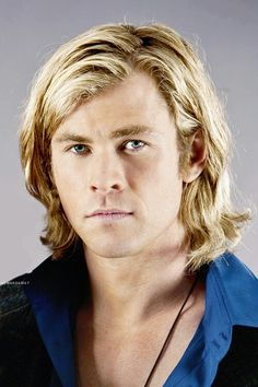"Chris Hemsworth portrays the character of James Hunt in the movie ""Rush""......."
