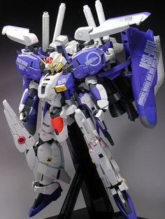 Ex-S GUNDAM Gunpla Custom, Custom Gundam, Sci Fi Armor, Mecha Anime, Msv, Gundam Model, Mobile Suit, 3d Character, Plastic Models