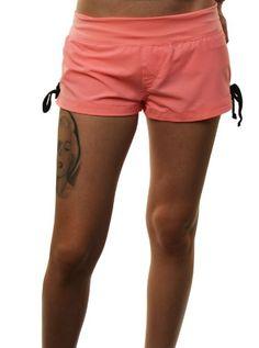 Fox Racing Prism Womens Shorts Reef w//Black Trim