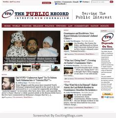 The Public Record | Intrepid New Journalism - Click to visit site:  http://1.33x.us/HXcPyW