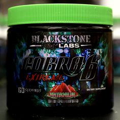 Blackstone Labs Cobra 6P Extreme Powder | Fat Burner