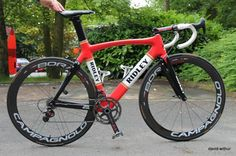 Tour de France Tech 2014: Andre Greipel's #Ridley Noah Fast and Helium SL #PersonalTrainerBologna #bicicletta #ciclismo #sport #endurance #bdc
