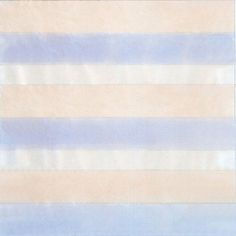 art-Walk — Agnes Martin With My Back to the World. 1997