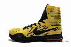 promo code 74502 f2cf2 Buy Nike Kobe 10 Opening Night Yellow Black Hightop Sneakers Discount from  Reliable Nike Kobe 10 Opening Night Yellow Black Hightop Sneakers Discount  ...