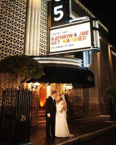 An Art-Deco-Inspired Black-and-Silver Wedding in San Francisco, California