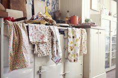 Cath Kidston AW15 - Cheerful printed tea towels