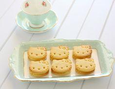 Custard Creams - Bonjour Sucre